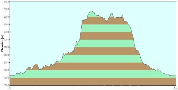 Rhodes Run Profile